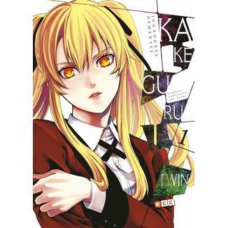 Kakegurui Twin Jugadores Dementes #02