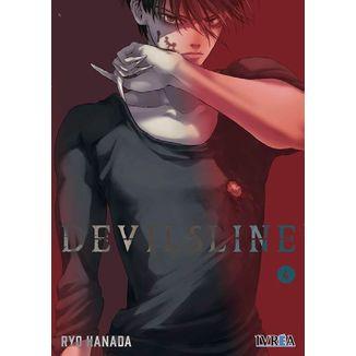 Devils Line #04 (Spanish) Manga Oficial Ivrea
