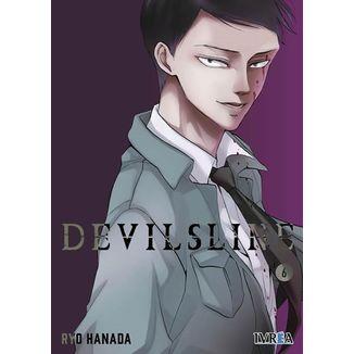 Devils Line #06 Manga Oficial Ivrea