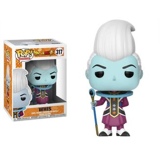 Whis Dragon Ball Super Funko POP!