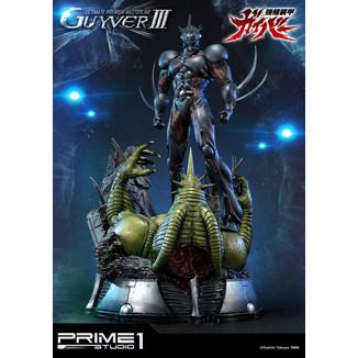 Guyver III Statue Guyver The Bioboosted Armor