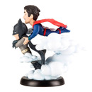 Figura Superman y Batman Q-Fig MAX World's Finest DC Comics
