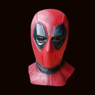 Máscara Deadpool PVC