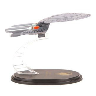 Replica Spaceship Mini Master U.S.S Enterprise NCC-1701-D Star Trek Figure