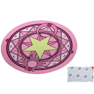 Anti-Slip Mat Magic Circle Card Captor Sakura