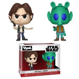 Han Solo & Greedo Star Wars VYNL