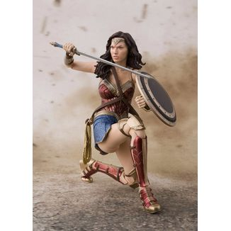 Wonder Woman SH Figuarts Justice League DC Comics