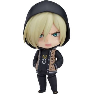 Nendoroid 874 Yuri Plisetsky Casual Ver. Yuri!!! on Ice