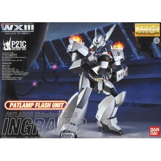 Shinohara AV-98 Ingram 2 Model Kit MG Patlabor
