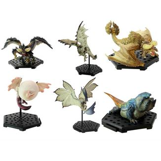 Figura Monster Hunter Trading Standard Model Plus Vol. 10 (caja aleatoria)
