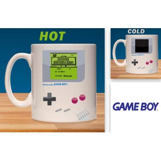 Game Boy Heat Changing Mug Nintendo