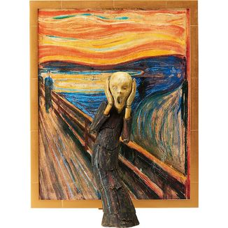 Figma SP-086 The Scream The Table Museum
