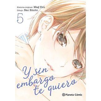 Y sin embargo te quiero #05 Manga Oficial Planeta Comic