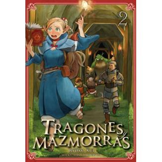Tragones y Mazmorras #02 (Spanish) Manga Oficial Milky Way Ediciones