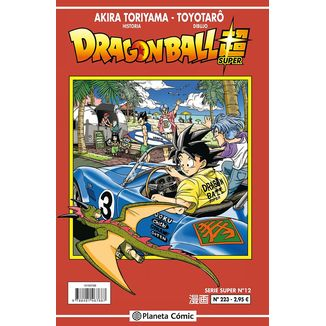 Dragon Ball Super Serie Super #12