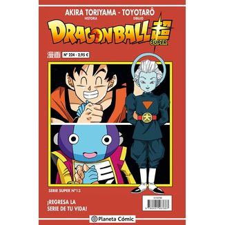 Dragon Ball Super Serie Super #13