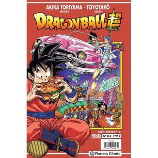 Dragon Ball Super #51 (Serie Roja #262) Manga Oficial Planeta Comic