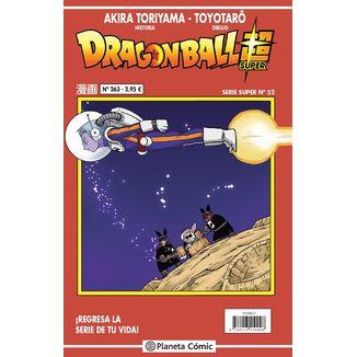 Dragon Ball Super #52 (Serie Roja #263) Manga Oficial Planeta Comic