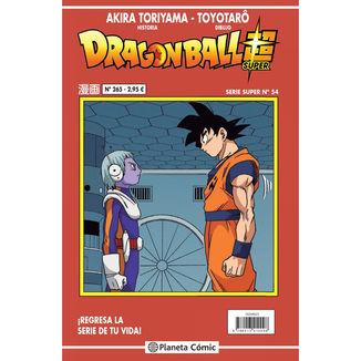 Dragon Ball Super #54 (Serie Roja #265) Manga Oficial Planeta Comic