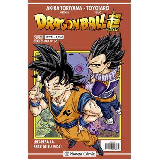 Dragon Ball Super #60 (Serie Roja #271) Manga Oficial Planeta Comic (Spanish)
