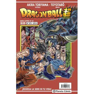 Dragon Ball Super #61 (Serie Roja #272) Manga Oficial Planeta Comic (Spanish)