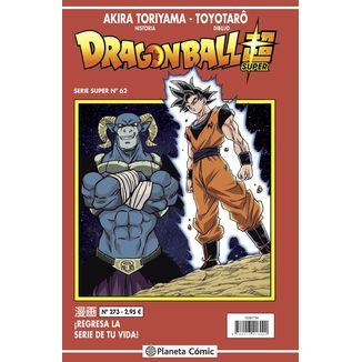 Dragon Ball Super #62 (Serie Roja #273) Manga Oficial Planeta Comic (Spanish)
