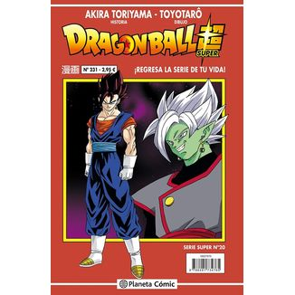 Dragon Ball Super Serie Super #20 Manga Oficial Planeta Comic
