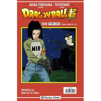 Dragon Ball Super Serie Super #29 Manga Oficial Planeta Comic