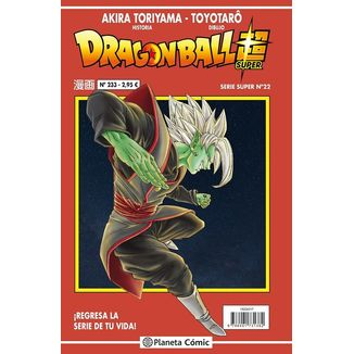 Dragon Ball Super Serie Super #22 Manga Oficial Planeta Comic