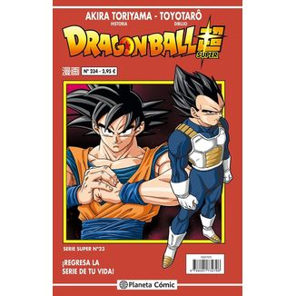Dragon Ball Super Serie Super #23 Manga Oficial Planeta Comic (Spanish)