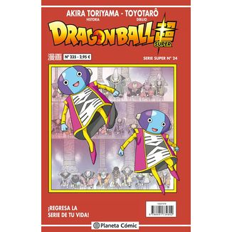 Dragon Ball Super Serie Super #24 Manga Oficial Planeta Comic