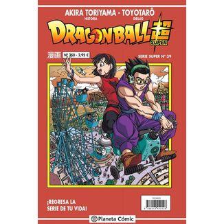 Dragon Ball Super Serie Super #39 Manga Oficial Planeta Comic (Spanish)