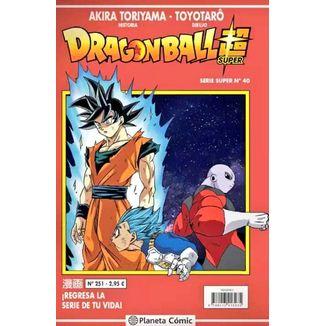 Dragon Ball Super Serie Super #40 Manga Oficial Planeta Comic (Spanish)