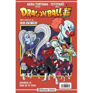 Dragon Ball Super Serie Super #42 Manga Oficial Planeta Comic (Spanish)