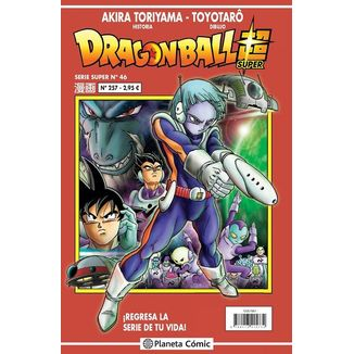 Dragon Ball Super Serie Super #46 Manga Oficial Planeta Comic