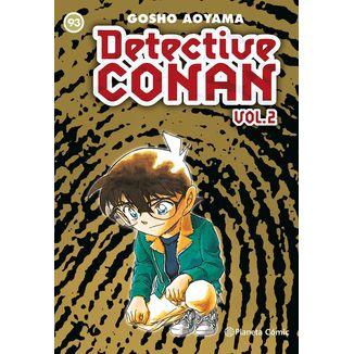 Detective Conan Vol 2 #93 Manga Oficial Planeta Comic