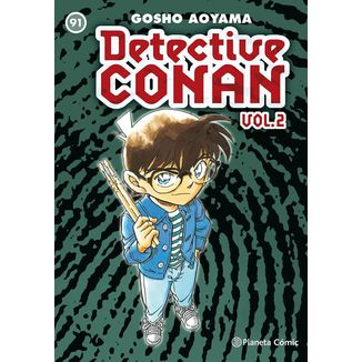 Detective Conan Vol 2 #91 Manga Oficial Planeta Comic