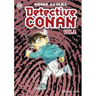 Detective Conan Vol 2 #96 Manga Oficial Planeta Comic (Spanish)