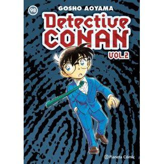 Detective Conan Vol 2 #98 Manga Oficial Planeta Comic (Spanish)