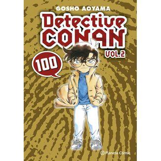 Detective Conan Vol 2 #100 Manga Oficial Planeta Comic (Spanish)