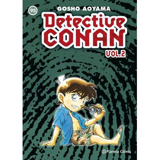 Detective Conan Vol 2 #95 Manga Oficial Planeta Comic (Spanish)