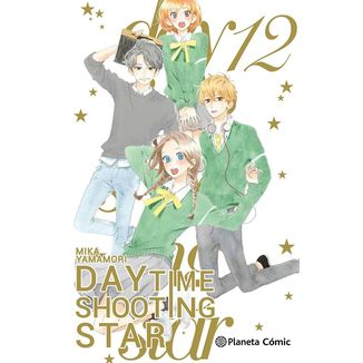 Daytime Shooting Star #12 Manga Oficial Planeta Comic (spanish)