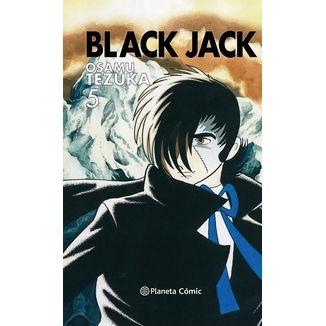 Black Jack #05 (Spanish) Manga Oficial Planeta Comic