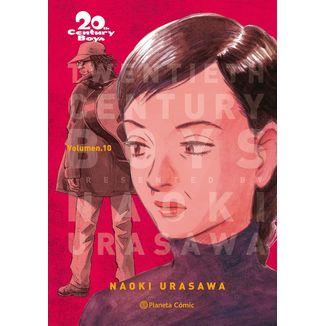 20th Century Boys (Nueva Edición) #10 Manga Oficial Planeta Comic (Spanish)