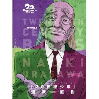 20th Century Boys (Nueva Edición) #09 Manga Oficial Planeta Comic