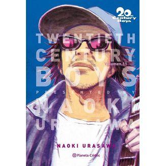 20th Century Boys (Nueva Edición) #11 Manga Oficial Planeta Comic (Spanish)