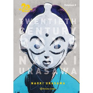 20th Century Boys (Nueva Edición) #05 Manga Oficial Planeta Comic (Spanish)
