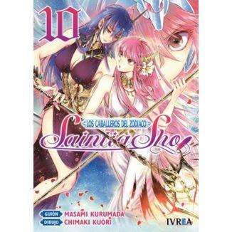 Saintia Sho - Saint Seiya #10 (Spanish)