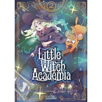 Little Witch Academia #02 (spanish)