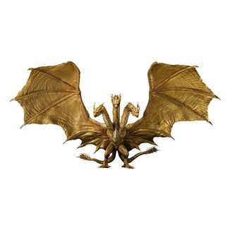 King Ghidorah Special Color Version Figure Godzilla King of the Monsters SH MonsterArts